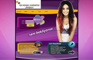 Yeni WordPress Sohbet Chat Temasi