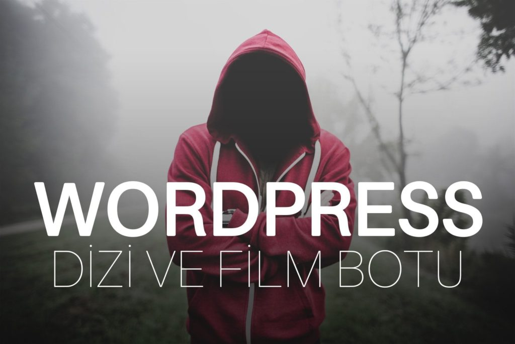 wordpress 2018 film botu indir