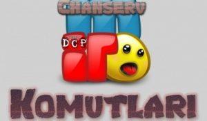 Chanserv Komutları 'irc cs'