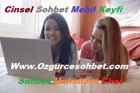 Cinsel Mobil Sohbet Keyfi