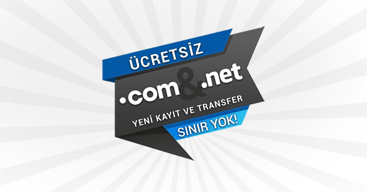 Ücretsiz Domain